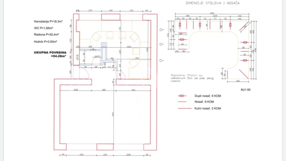 Appartamento, 51 m2, Vendita, Split - Dobri