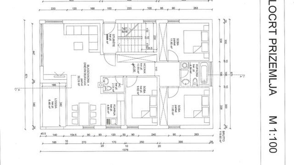 Land, 770 m2, For Sale, Hvar