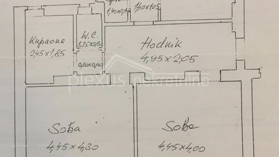 Apartment, 74 m2, For Sale, Split - Bačvice