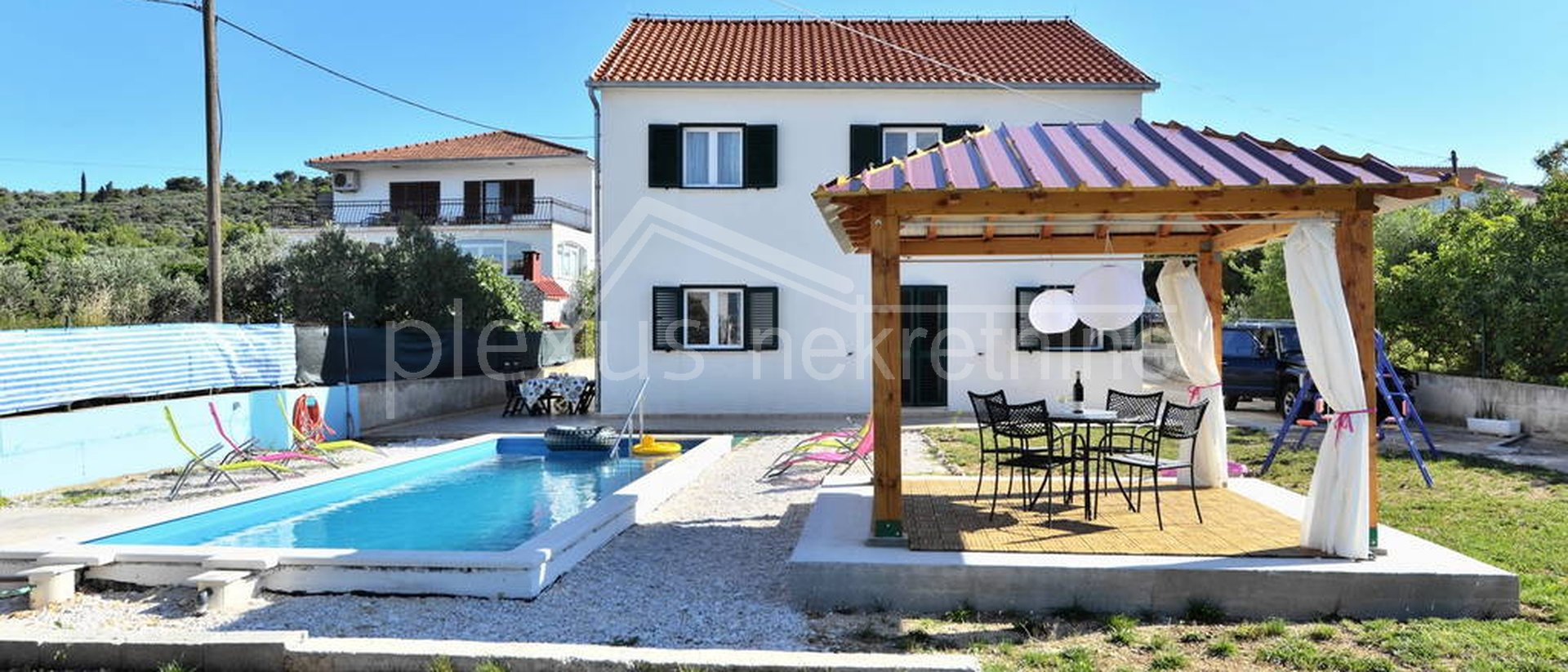 House, 190 m2, For Sale, Slatine