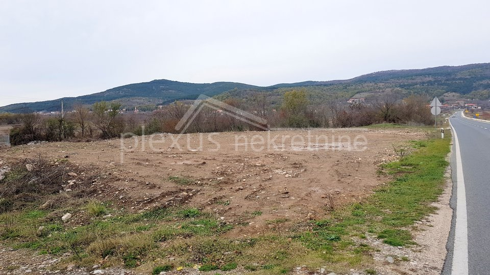 Land, 1500 m2, For Sale, Gornji Muć