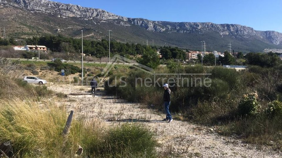 Land, 4500 m2, For Sale, Kaštel Sućurac