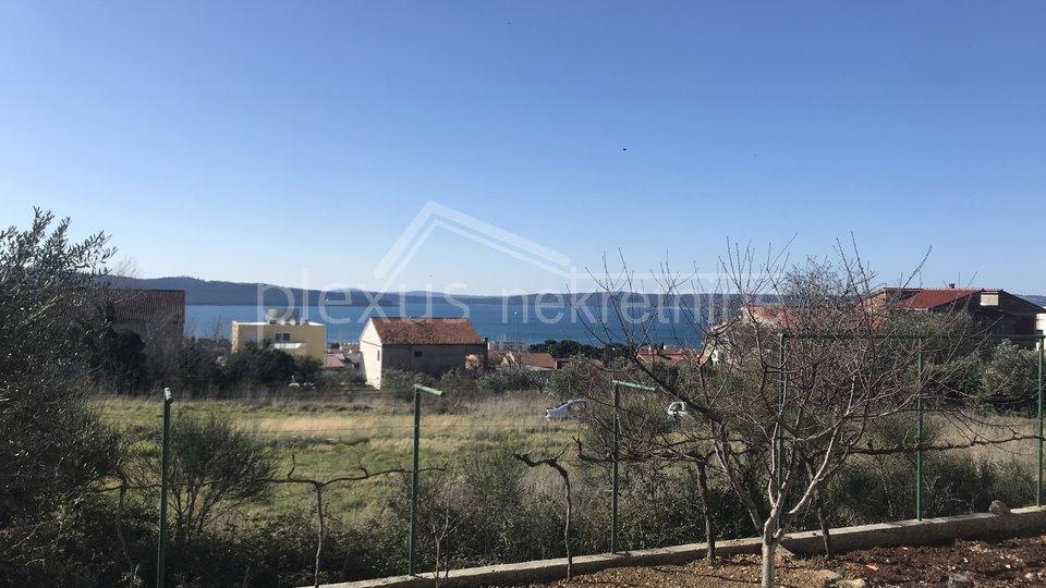 Građevinsko zemljište s pogledom na more: Kaštel Gomilica, 1003 m2