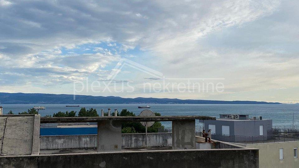 Luksuzan trosoban stan s pogledom na more: Split, Zenta, 110 m2