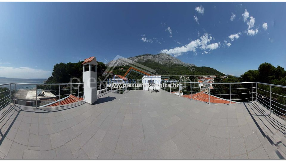 Hotel, 416 m2, For Sale, Živogošće