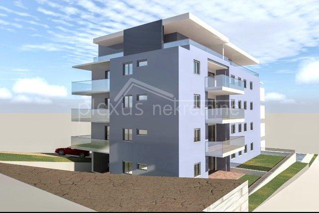 Wohnung, 80 m2, Verkauf, Seget Donji