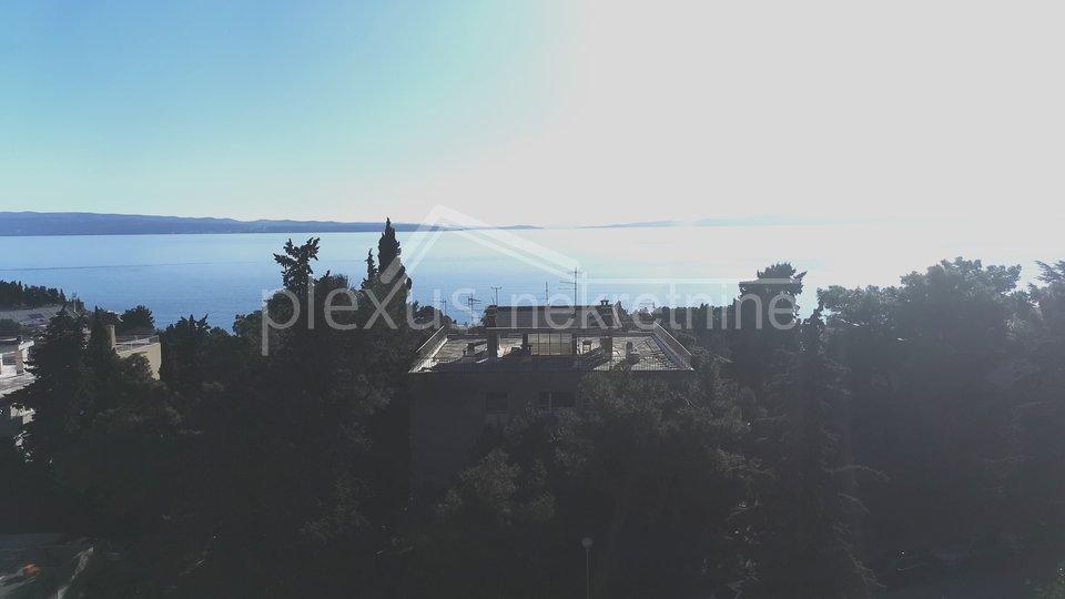 Zemljište s pogledom na more: Split, Meje, 540 m2