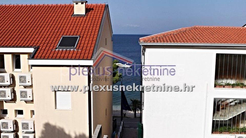 Građevinsko zemljište: Makarska rivijera, Podaca