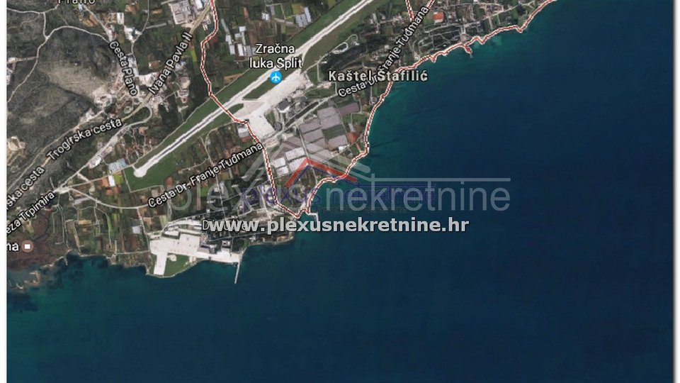 Land, 2000 m2, For Sale, Kaštel Štafilić