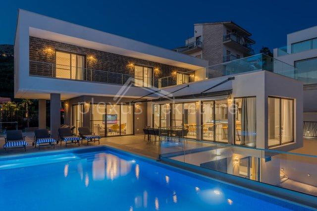Villa s pogledom na more: Split - okolica, Podstrana