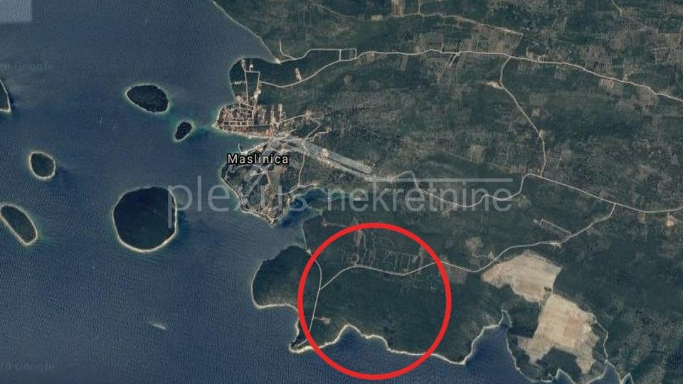 Terreno, 3619 m2, Vendita, Šolta - Maslinica
