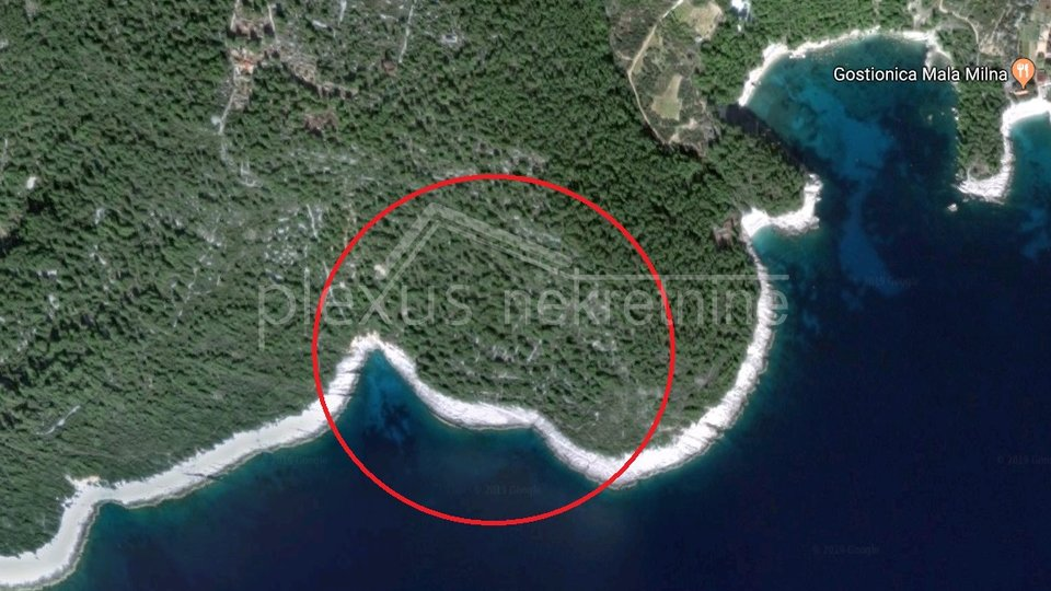Land, 11307 m2, For Sale, Hvar - Milna