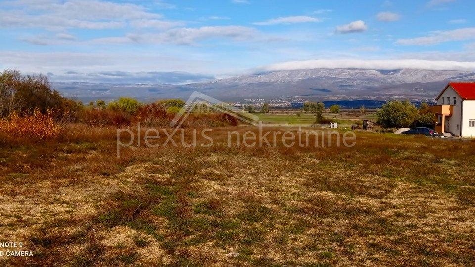 Građevinsko zemljište: Sinj - okolica, Turjaci, 2600 m2