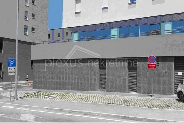 Commercial Property, 196 m2, For Rent, Split - Trstenik