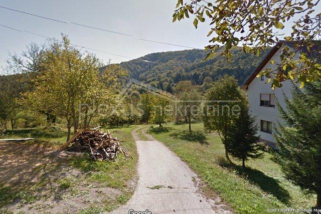 Land, 38588 m2, For Sale, Ravna Gora - Stari Laz