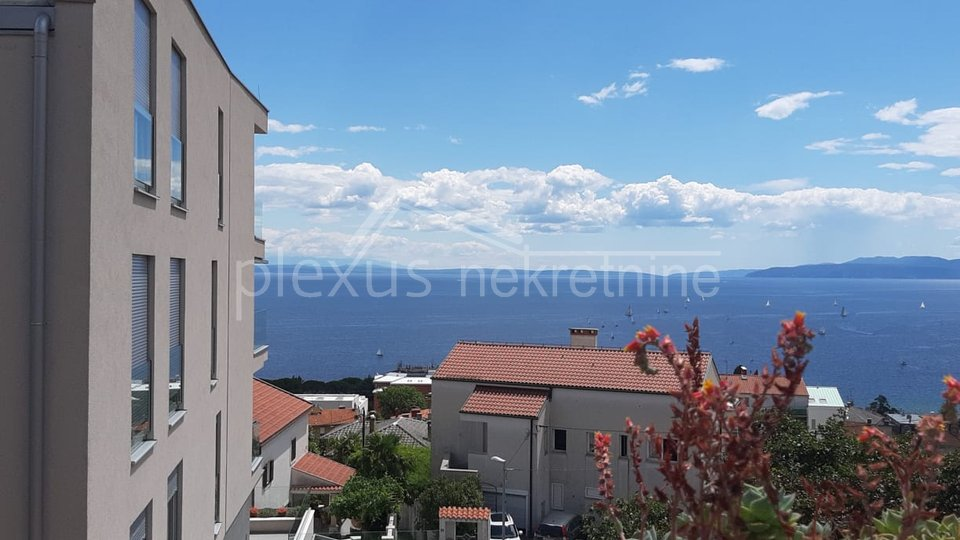 Apartment, 129 m2, For Sale, Opatija