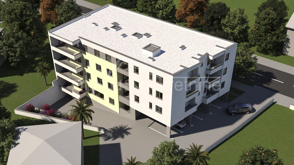 Apartment, 33 m2, For Sale, Solin - Centar
