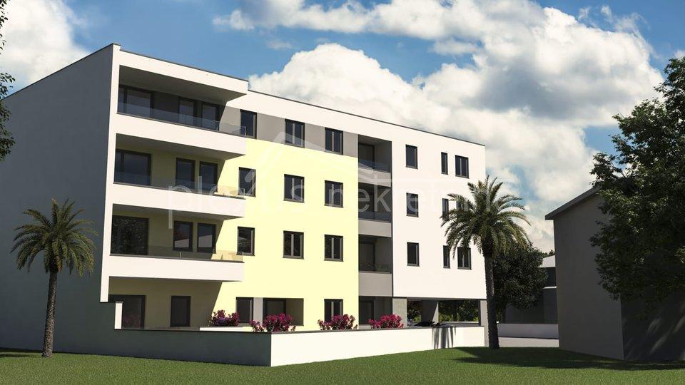 Wohnung, 47 m2, Verkauf, Solin - Centar