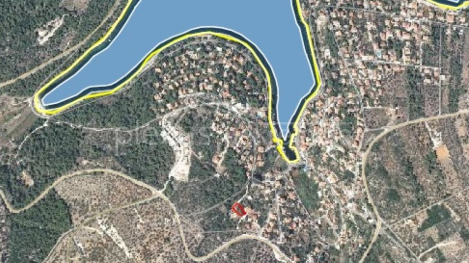 Land, 668 m2, For Sale, Splitska