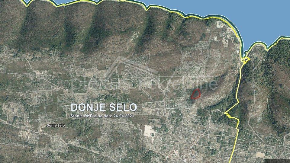 Land, 5122 m2, For Sale, Šolta - Donje Selo