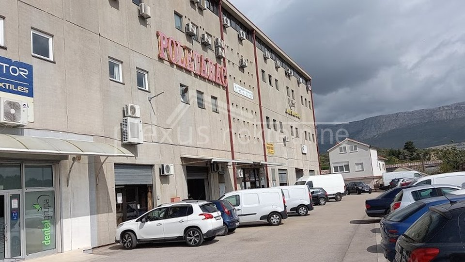 Poslovni prostor - dugoročni zakup/najam: Split, Kopilica, 92 m2