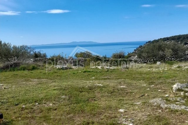 Terreno, 3930 m2, Vendita, Šolta - Gornje Selo