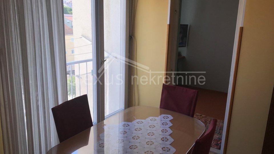Trosoban stan (dva jednosobna): Split - Kocunar, 79 m2