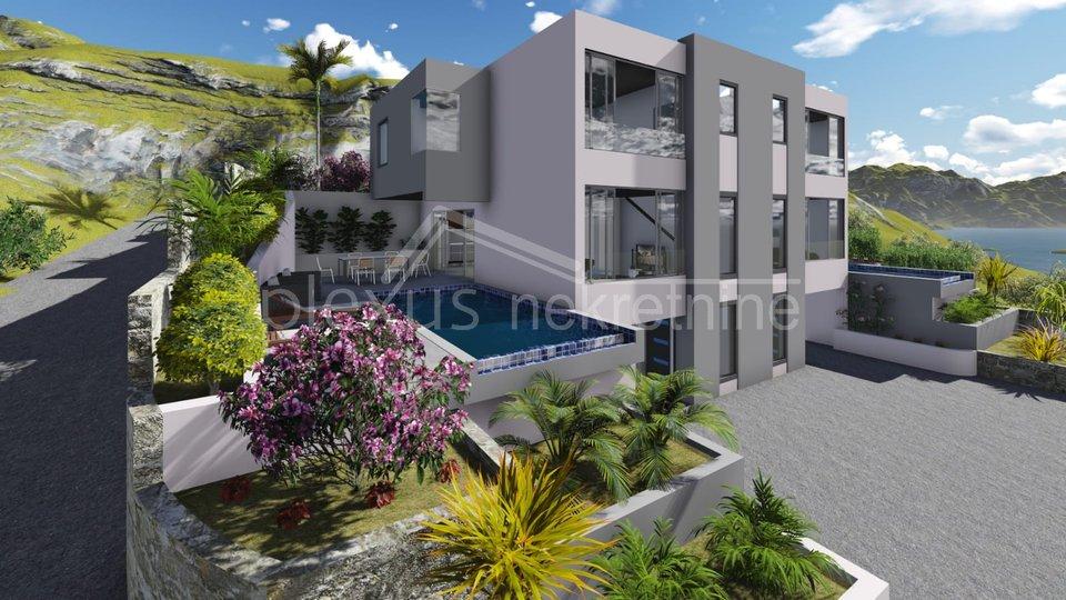 Wohnung, 200 m2, Verkauf, Podstrana