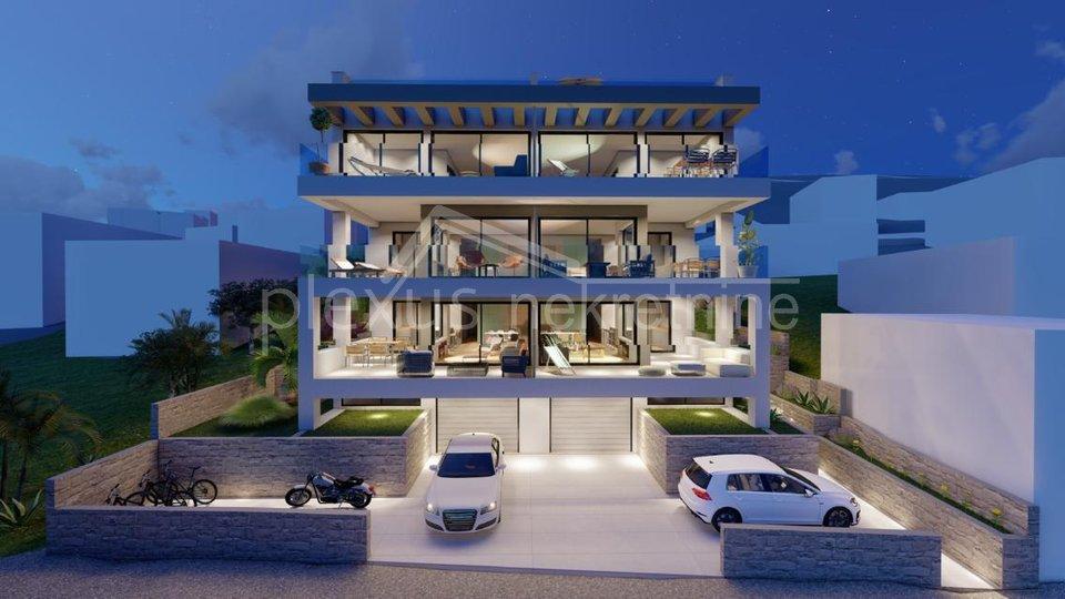 Wohnung, 74 m2, Verkauf, Okrug - Okrug Gornji