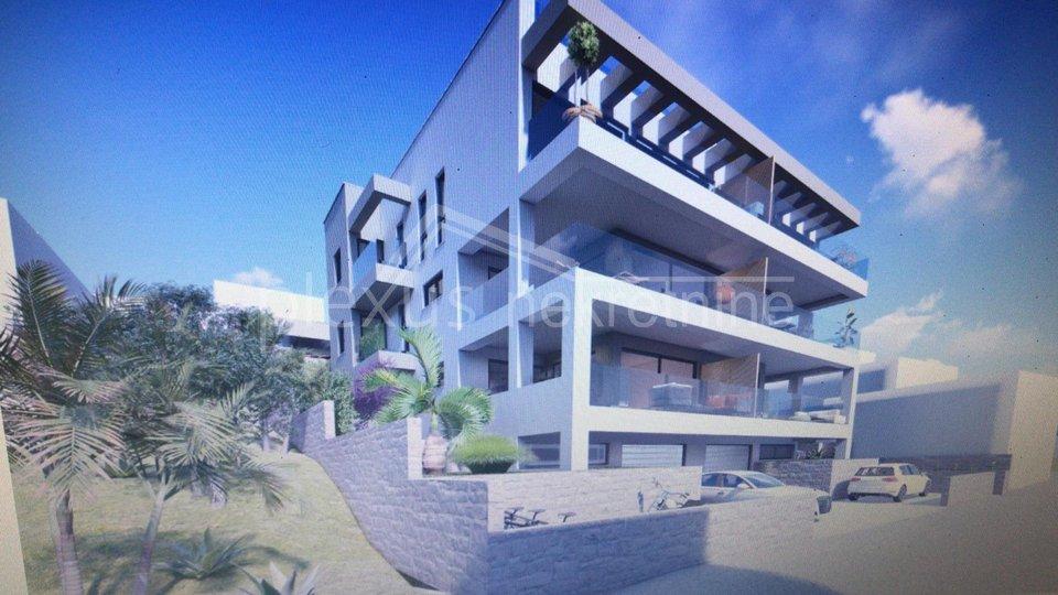 Wohnung, 90 m2, Verkauf, Okrug - Okrug Gornji