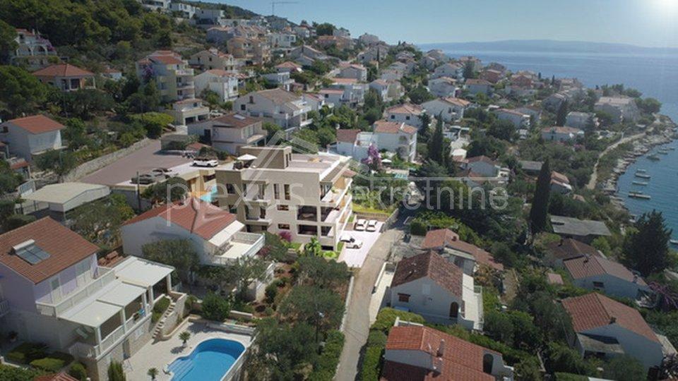 Luksuzni apartman s pogledom na more: Čiovo, Okrug Gornji, Mavarčica