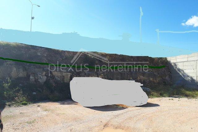 Građevinsko zemljište: Solin, 530 m2