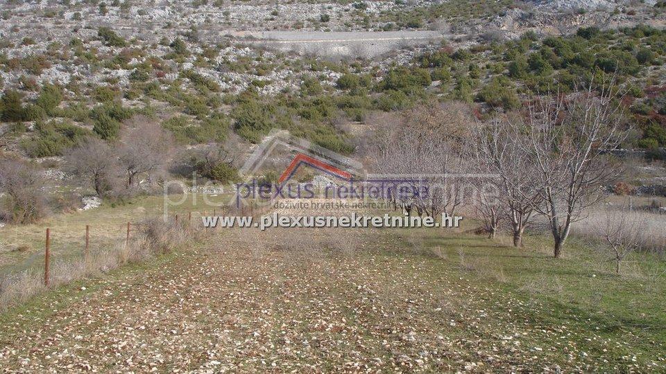 Poljoprivredno zemljište uz cestu: Primorski Dolac, 3500 m2