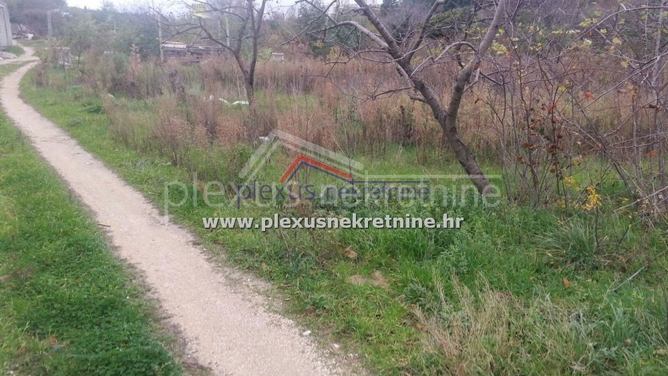 Land, 6450 m2, For Sale, Split - Vrboran