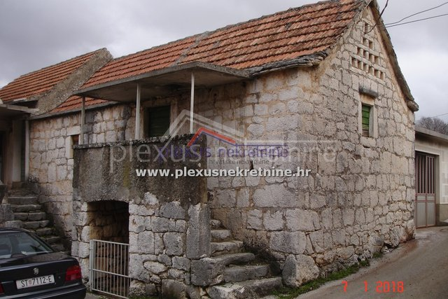 House, 32 m2, For Sale, Primorski Dolac