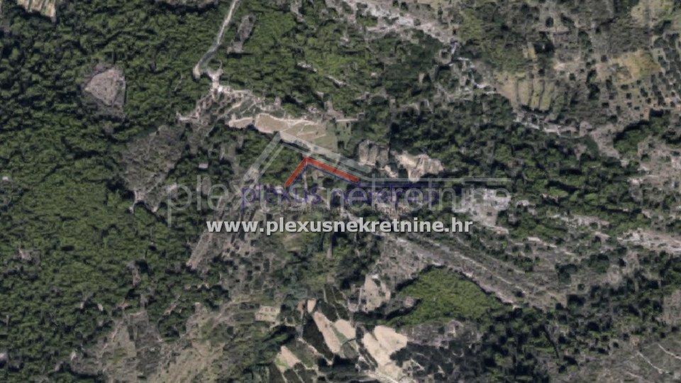 Poljoprivredno zemljište: Split - okolica, Donja Podstrana, 770 m2
