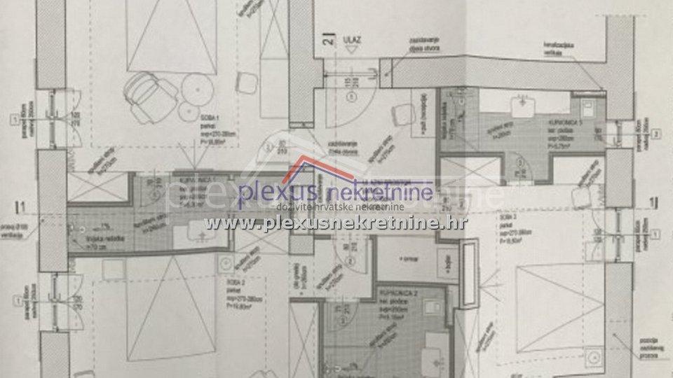 Appartamento, 92 m2, Vendita, Split - Bačvice