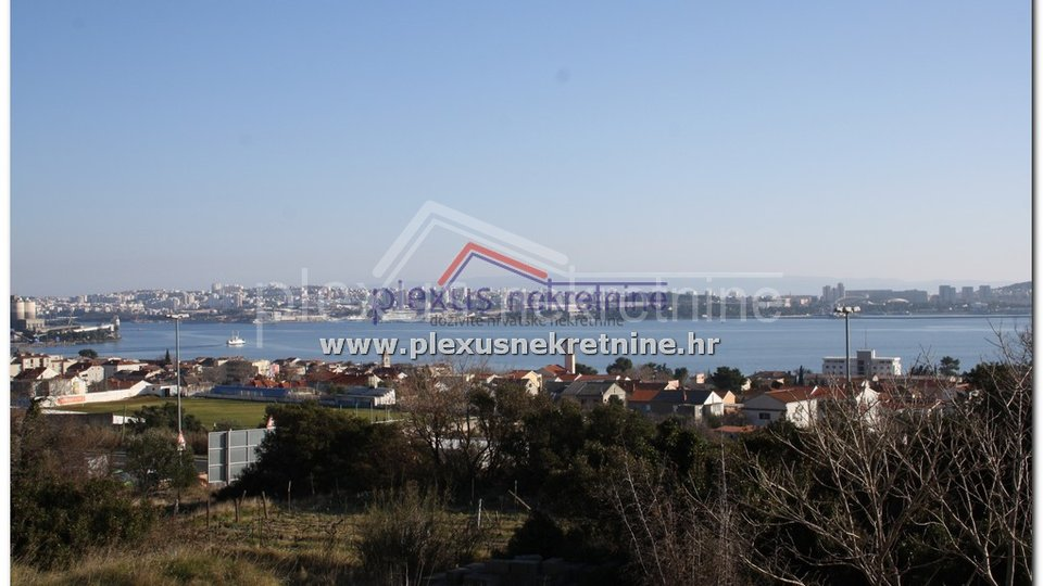 Land, 1677 m2, For Sale, Kaštel Sućurac