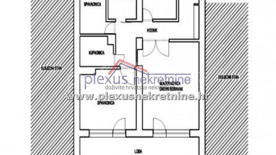 Apartment, 80 m2, For Sale, Split - Zvončac