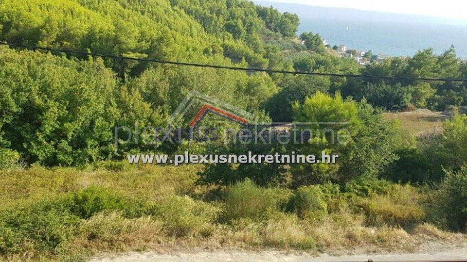 Land, 1800 m2, For Sale, Podstrana