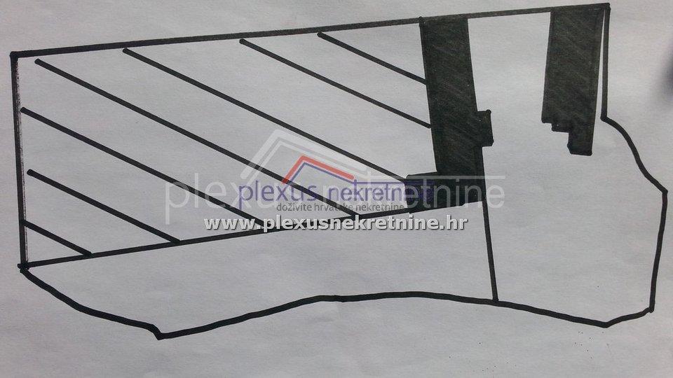 Land, 4000 m2, For Sale, Kaštel Stari