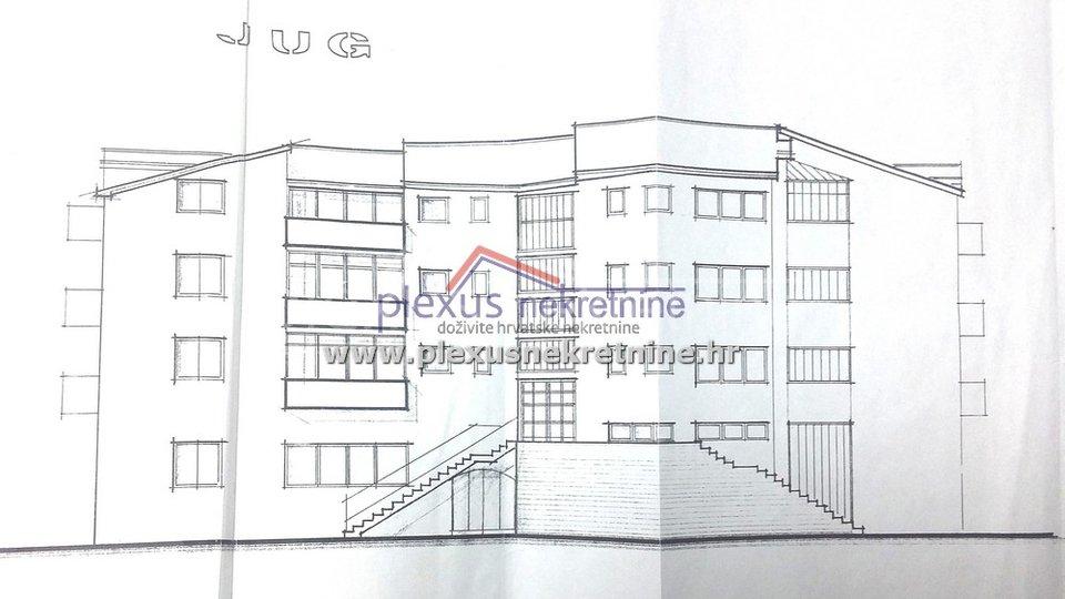 Zemljište s projektom i započetom gradnjom: Split - okolica, Stobreč