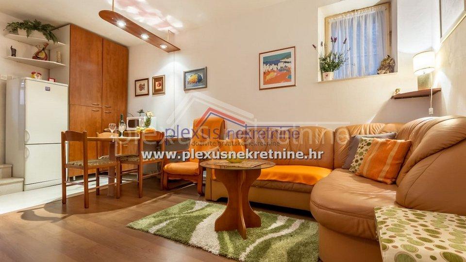 PRILIKA: Jednosoban stan u centru za turizam: Split, Varoš, 37 m2