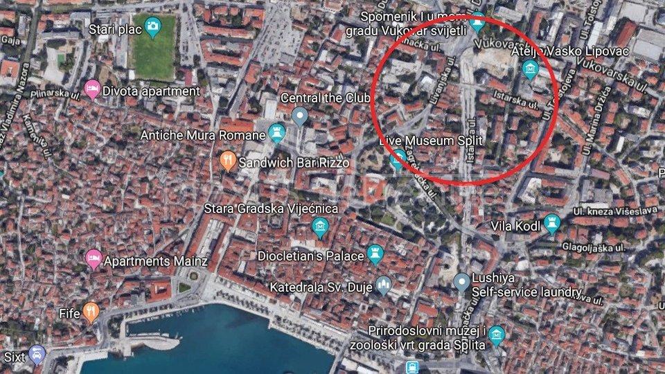Apartment, 60 m2, For Sale, Split - Manuš