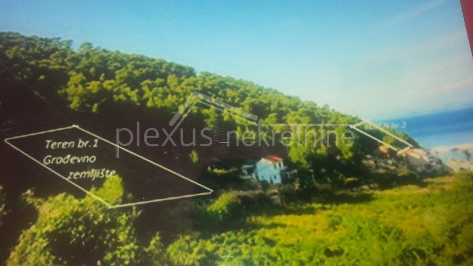 Zemljišče, 978 m2, Prodaja, Hvar - Brusje