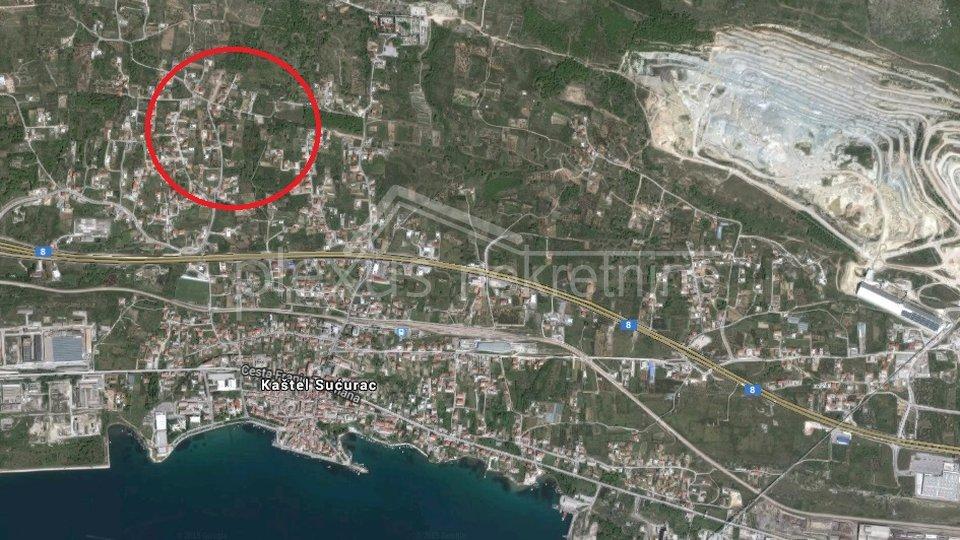 Land, 708 m2, For Sale, Kaštel Sućurac