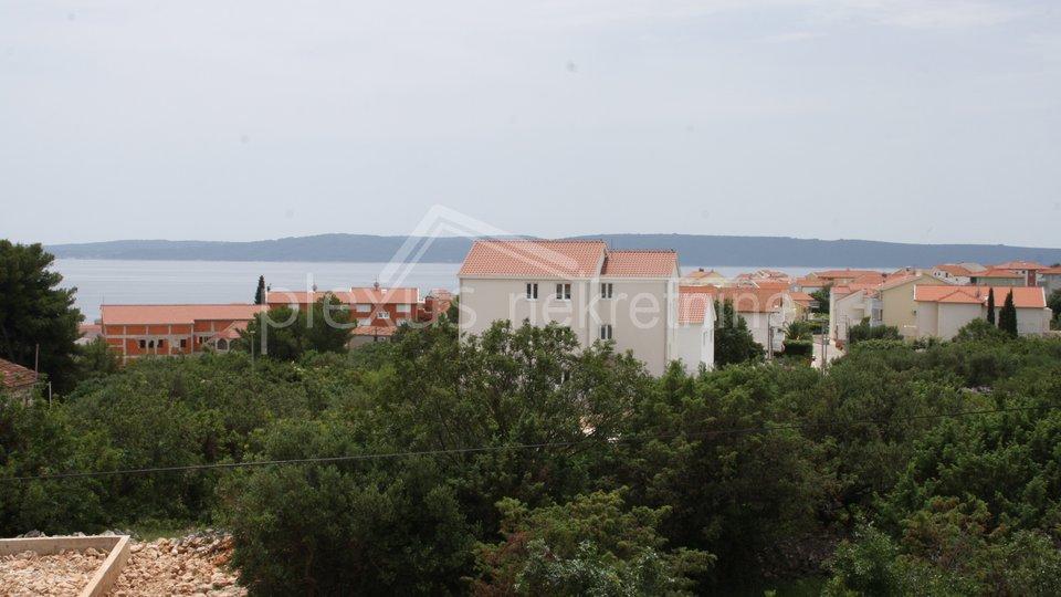 NOVOGRADNJA - Dvosoban stan s pogledom na more: Čiovo, Okrug Gornji, 60 m2