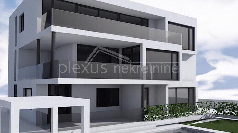 PENTHOUSE - NOVOGRADNJA - Trosoban stan: Čiovo, Okrug Gornji, 125 m2