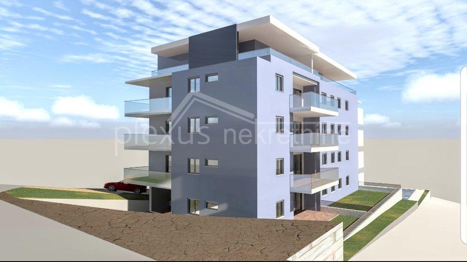 Appartamento, 77 m2, Vendita, Seget Donji