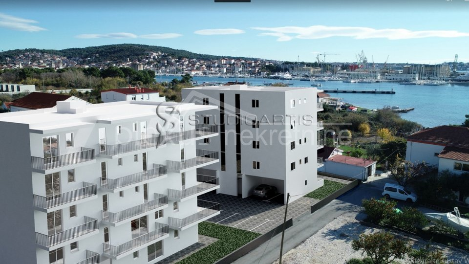 Apartment, 126 m2, For Sale, Seget Donji